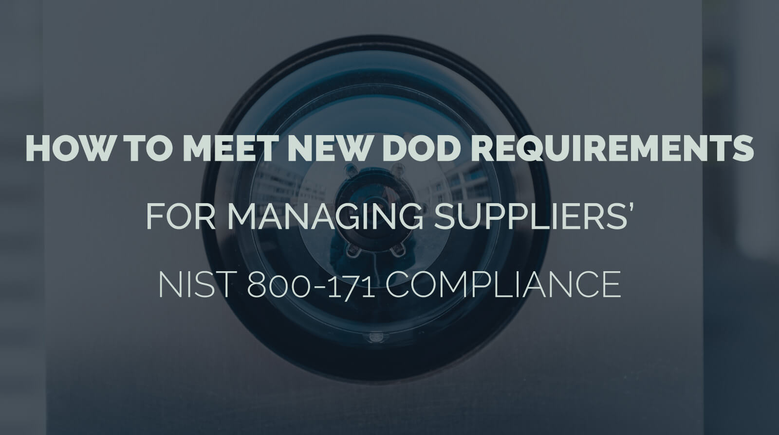 DoD requirements