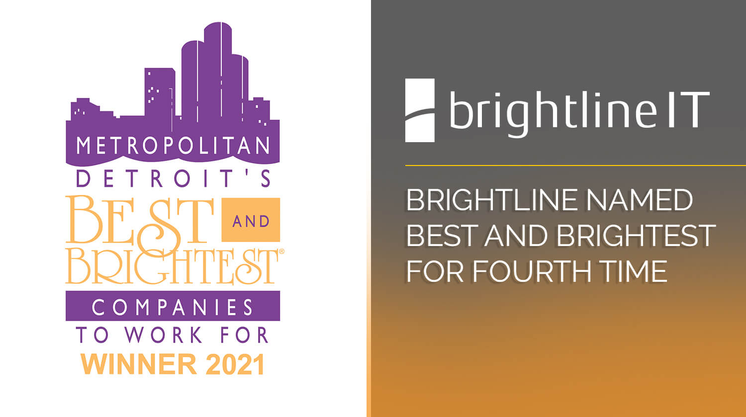 Brightline named best and brightest