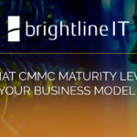 What CMMC Maturity Level does your Business Model Need